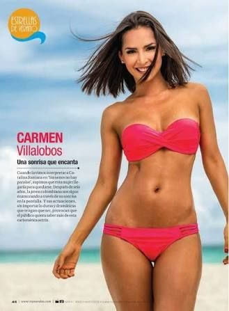 best of Bikini Carmen villalobos