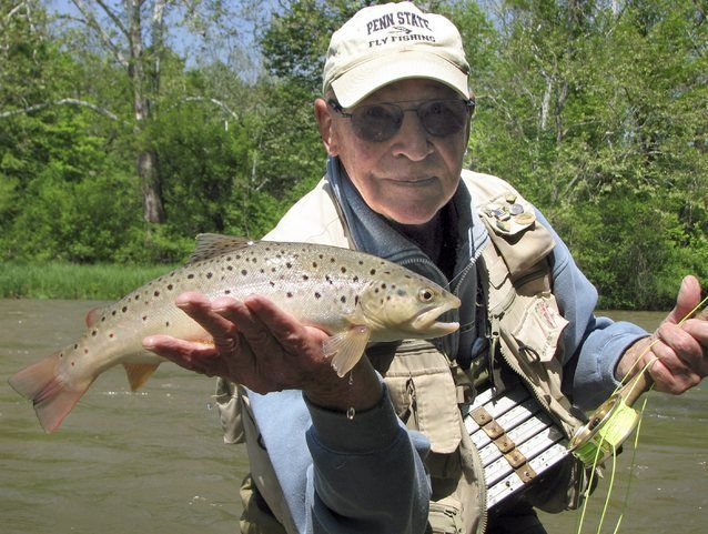 best of Fly fishing cheney Dick