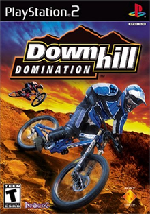 Downhill domination ps3