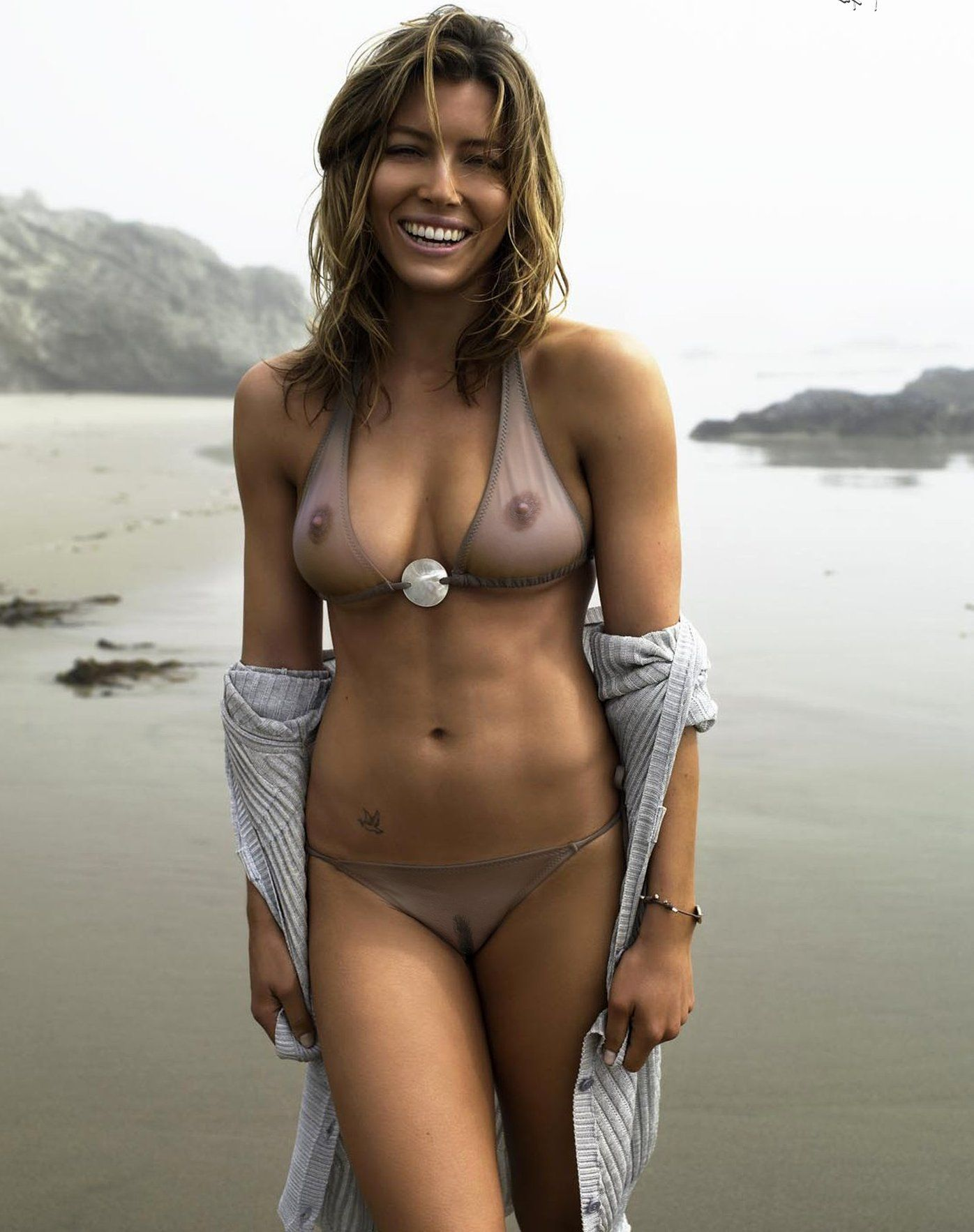 Fully naked hottest sexiest jessica biel opinion