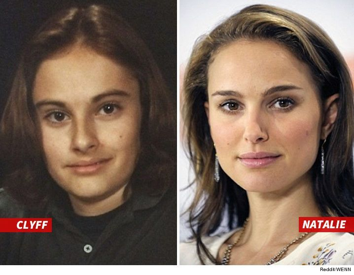 Natalie portman lookalike softcore and