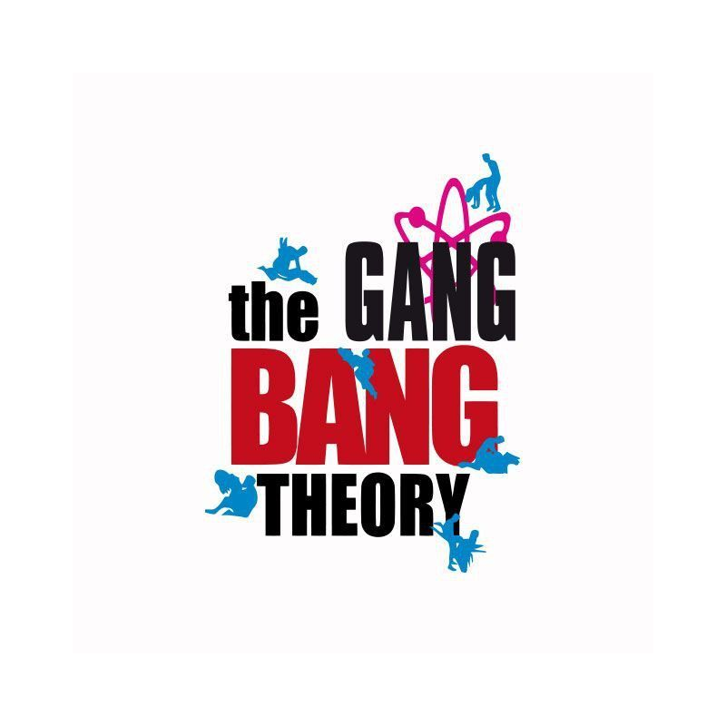 Twinkle T. reccomend The gang bang theory parody