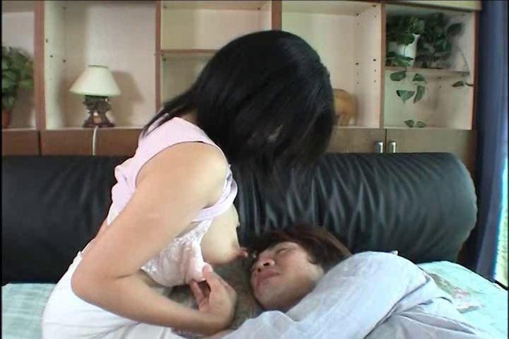 Japanese breast feed nude