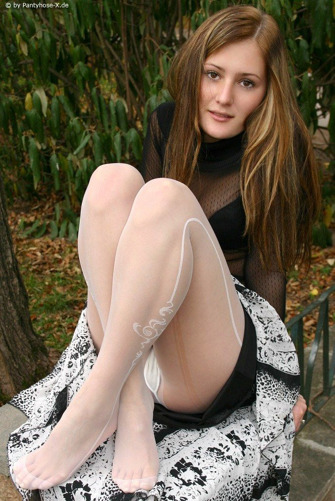 Join told heels and pantyhose german opinion