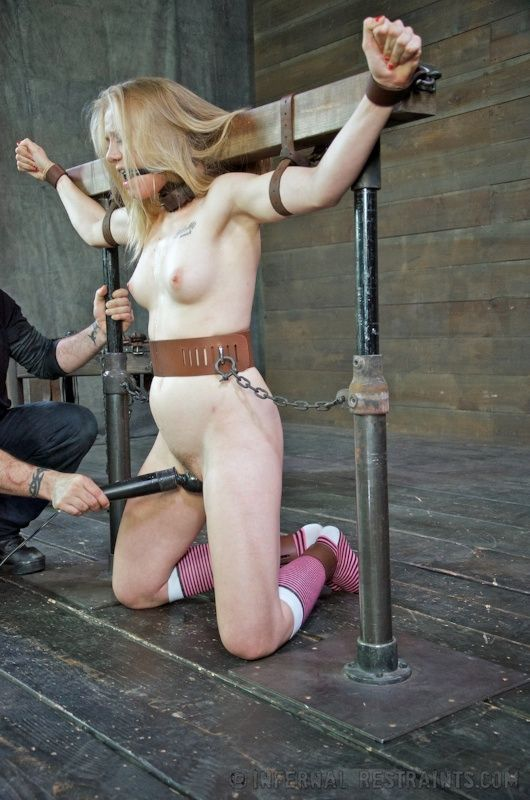best of Torture Bdsm pillory
