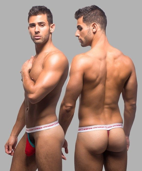 best of Naked underwear Almost men