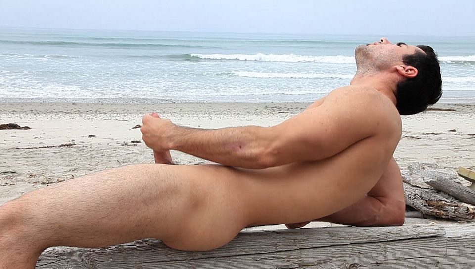 Gay Beach Bums