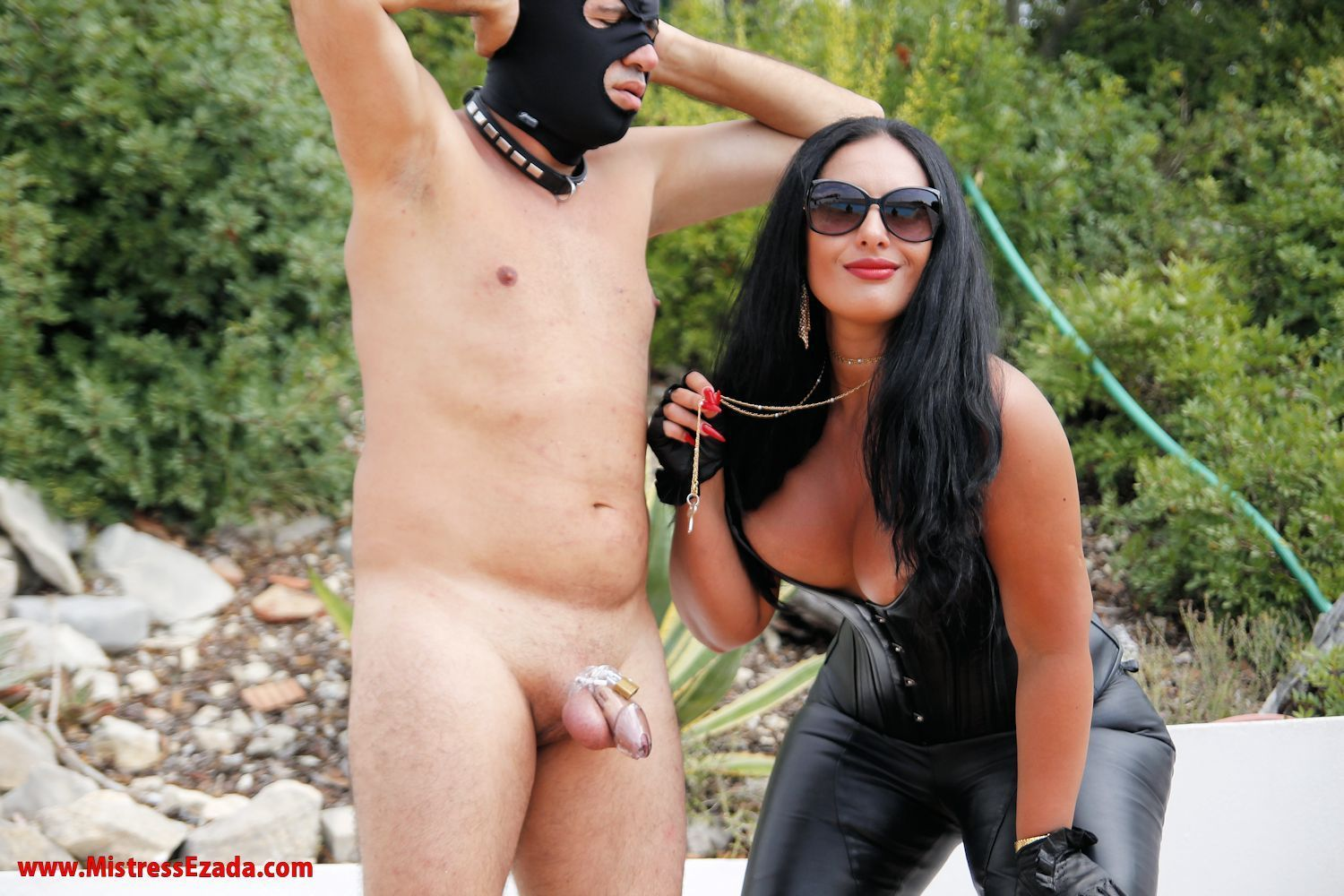 Female domination and male chastity