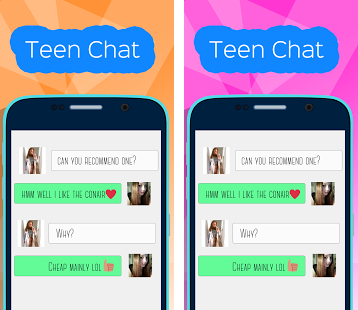 Teen chat