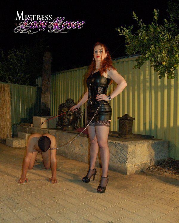 VP reccomend Femdom slave leash