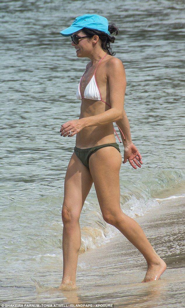Andrea taylor bikini