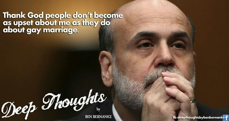 Shooting S. reccomend Bernanke is an asshole