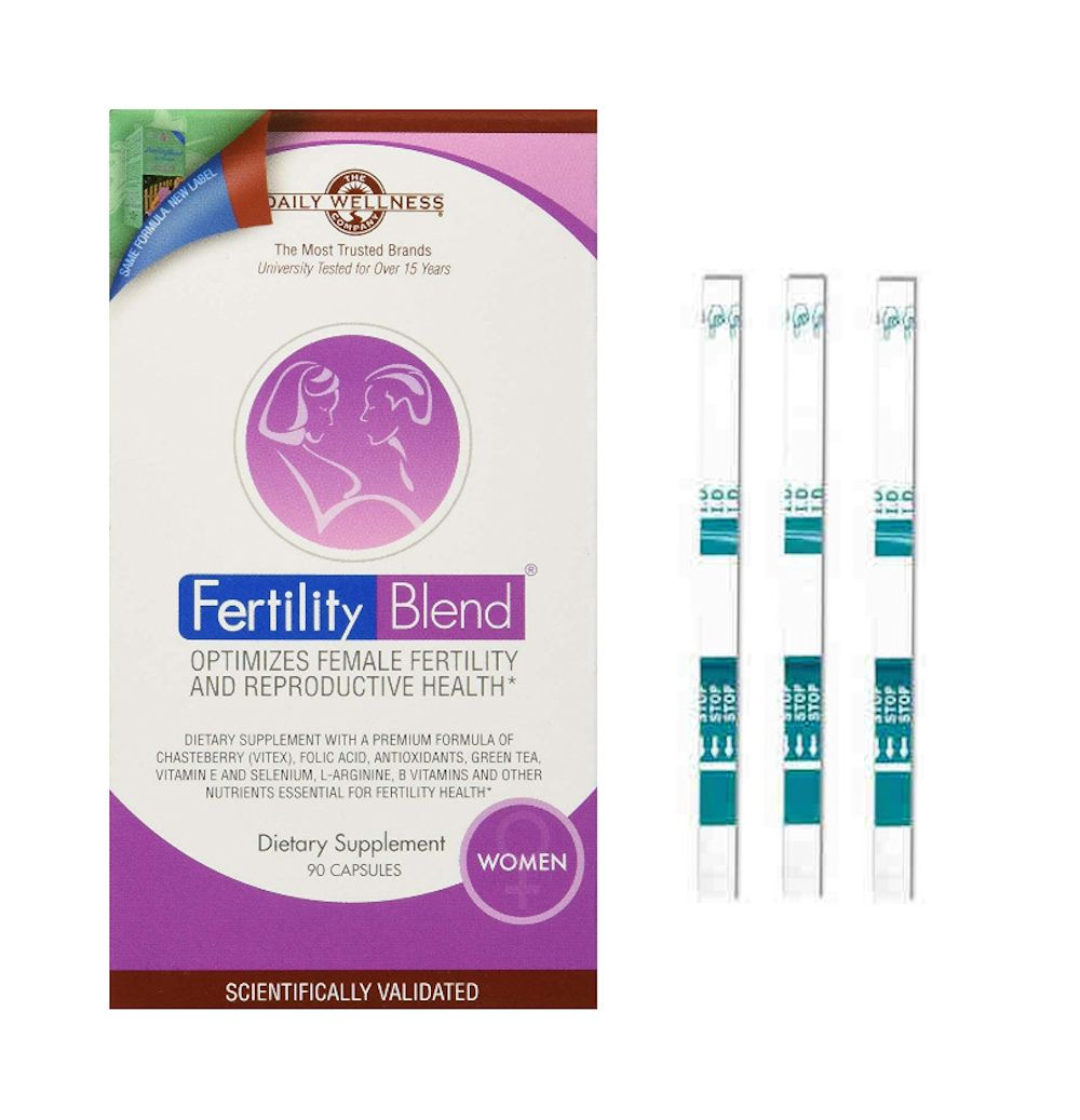 HQ reccomend Aimstrip pregnancy test strip
