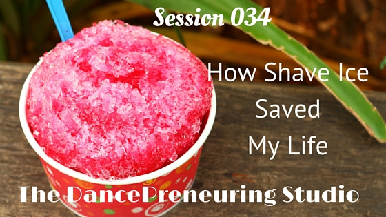 D-Day reccomend Where did shaved ice start