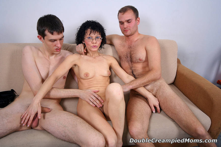 Sexually sensitive body parts of a man