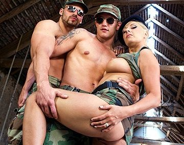 Dumpling reccomend Bisexual soldier porn