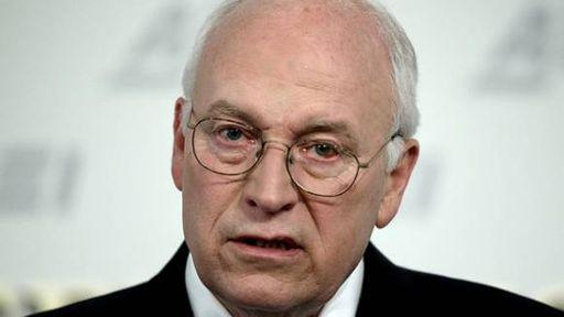 Texas reccomend Dick cheney call war iran
