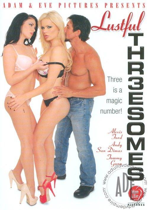 Jo J. reccomend Adam and eve threesome