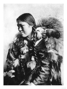 best of Nude postcards Alaskana eskimo