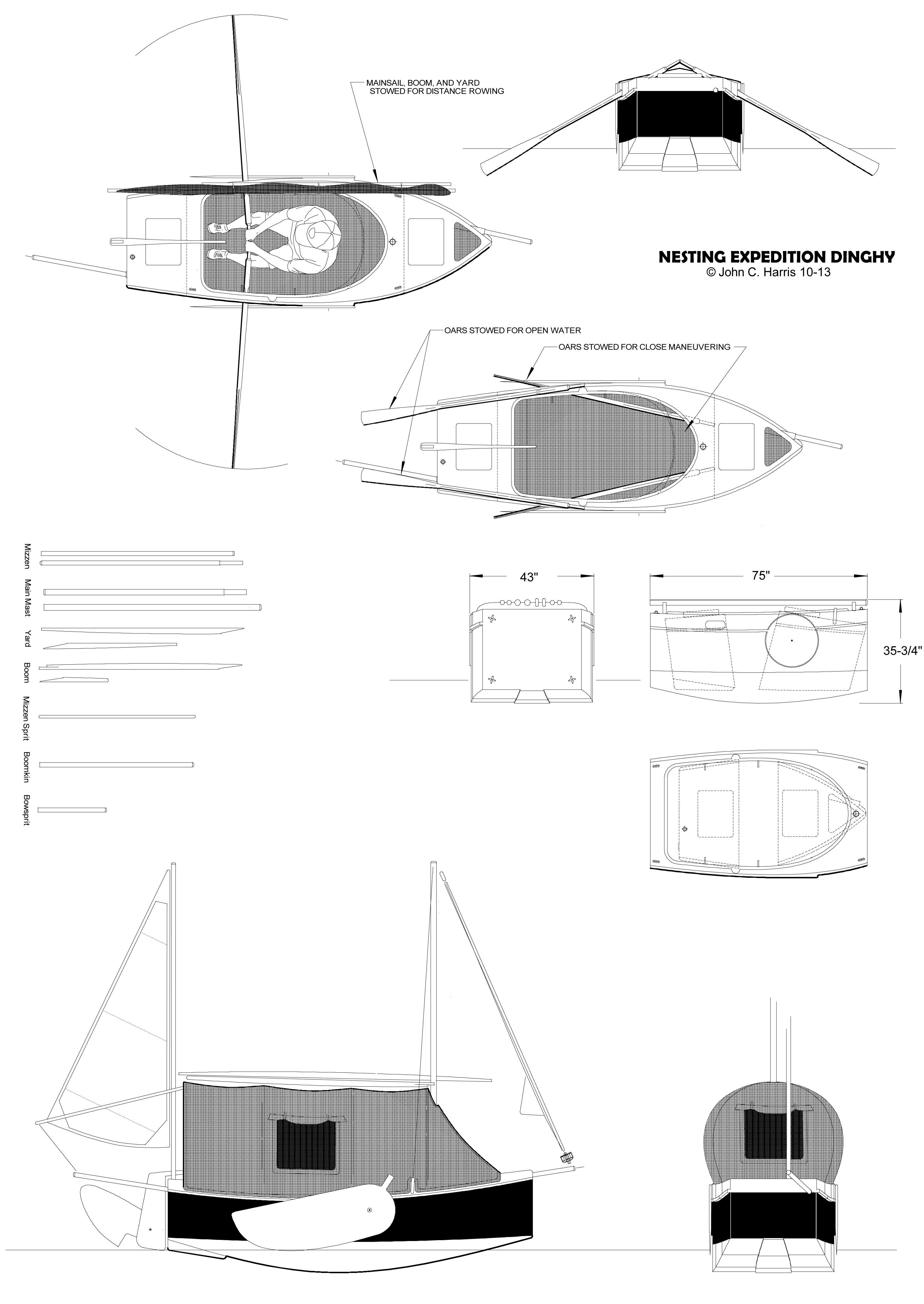 best of Drawing Amateur boat building
