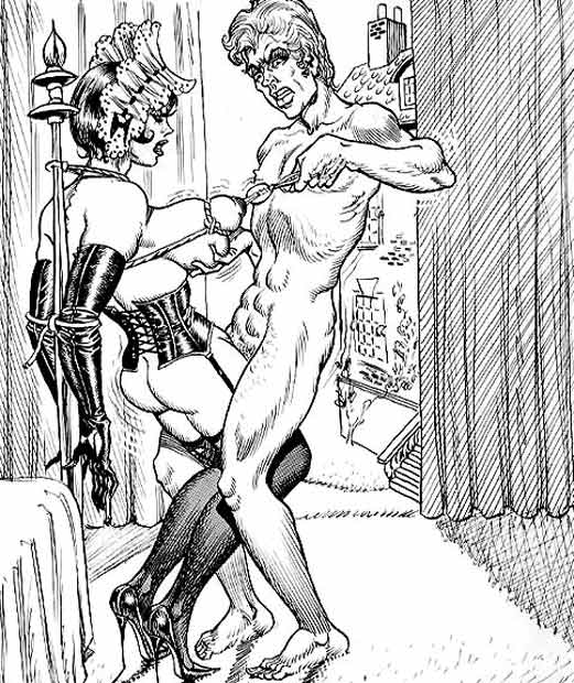 Bondage cartoon ward photo 631