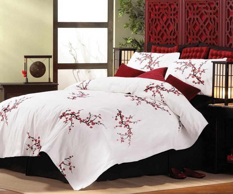 Number S. reccomend Asian style comforters