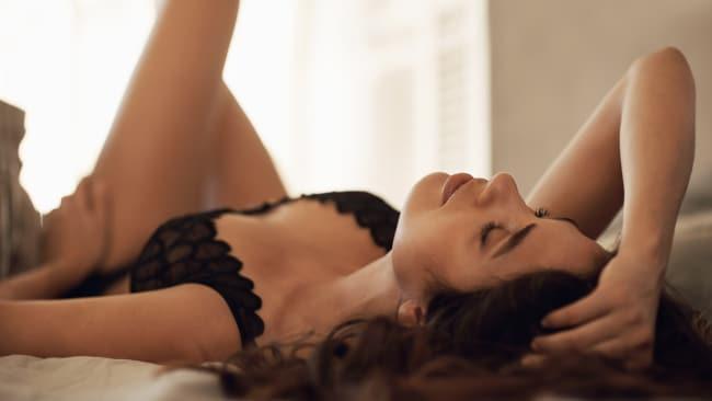 Intense lesbian orgasm clips