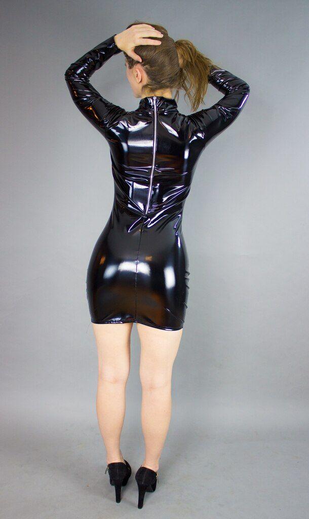 London reccomend Fetish pvc vinyl custom dresses