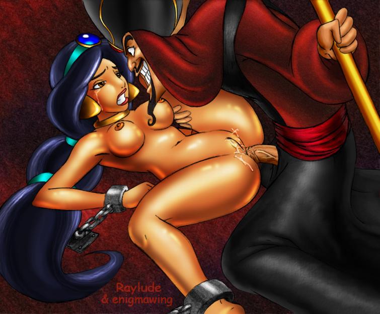 Jasmine hentai sex