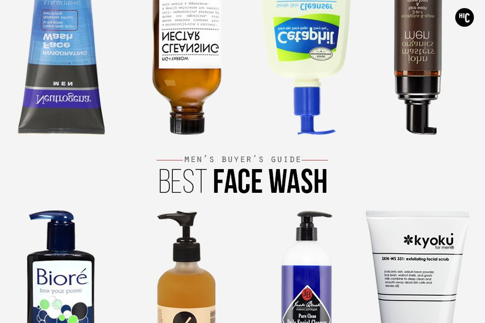 Best facial cleanser products