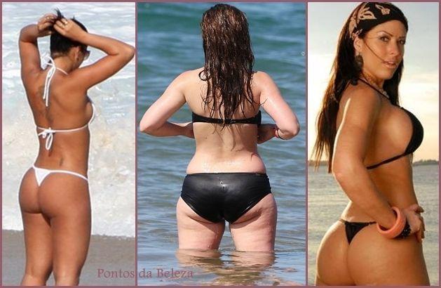 Contests bikini butt