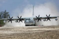 Peppermint reccomend C130 rolling down the strip