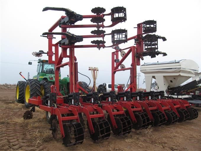 Brillion strip tillage