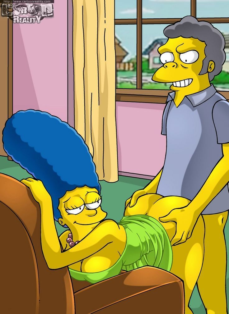 Prada reccomend Cartoon simpson porno marge