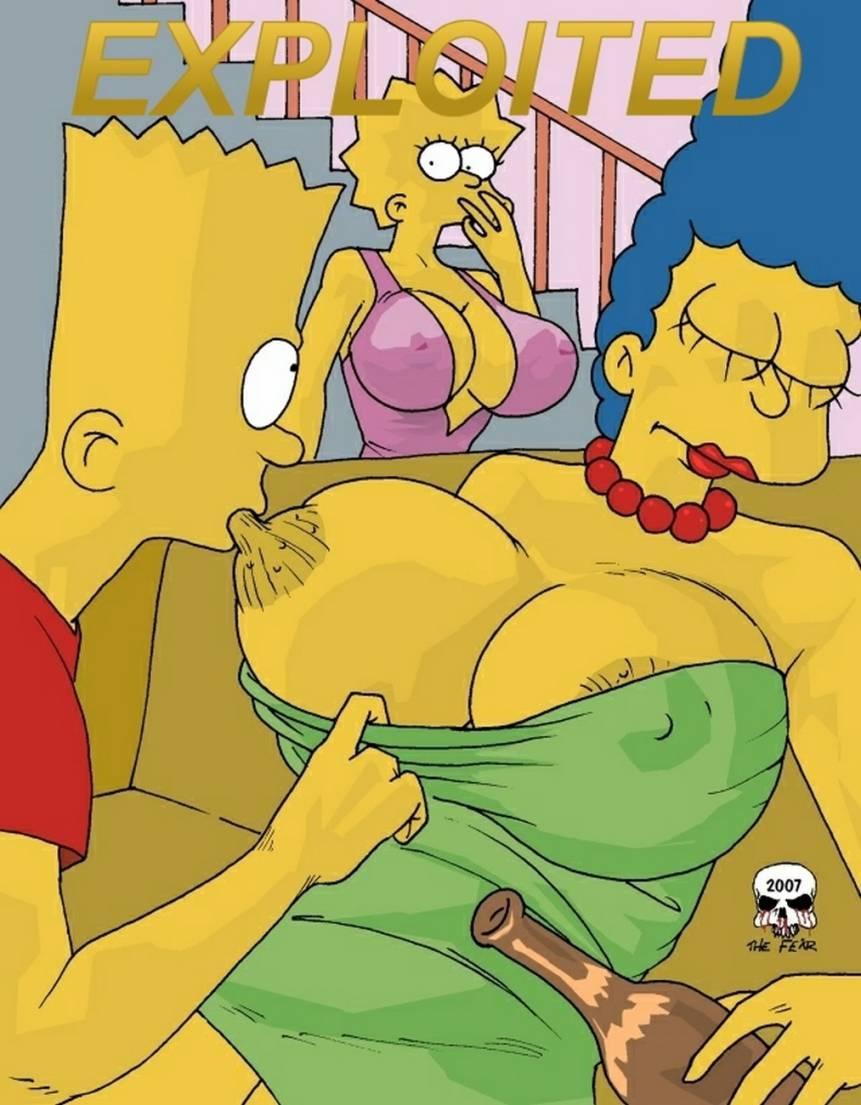 best of Marge Cartoon simpson porno