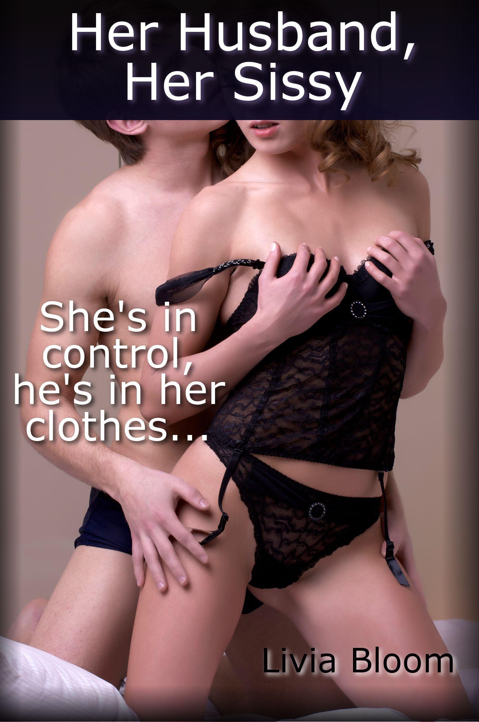 Femdom wife panties