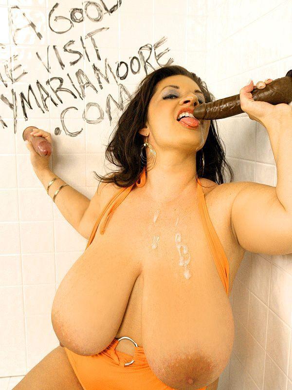 Maria moore black cock