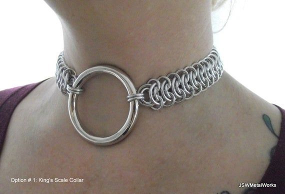 best of Collar Chainmail bondage