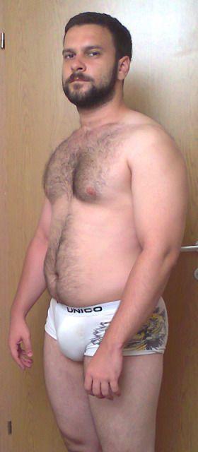 Quasar reccomend Chubby hairy men