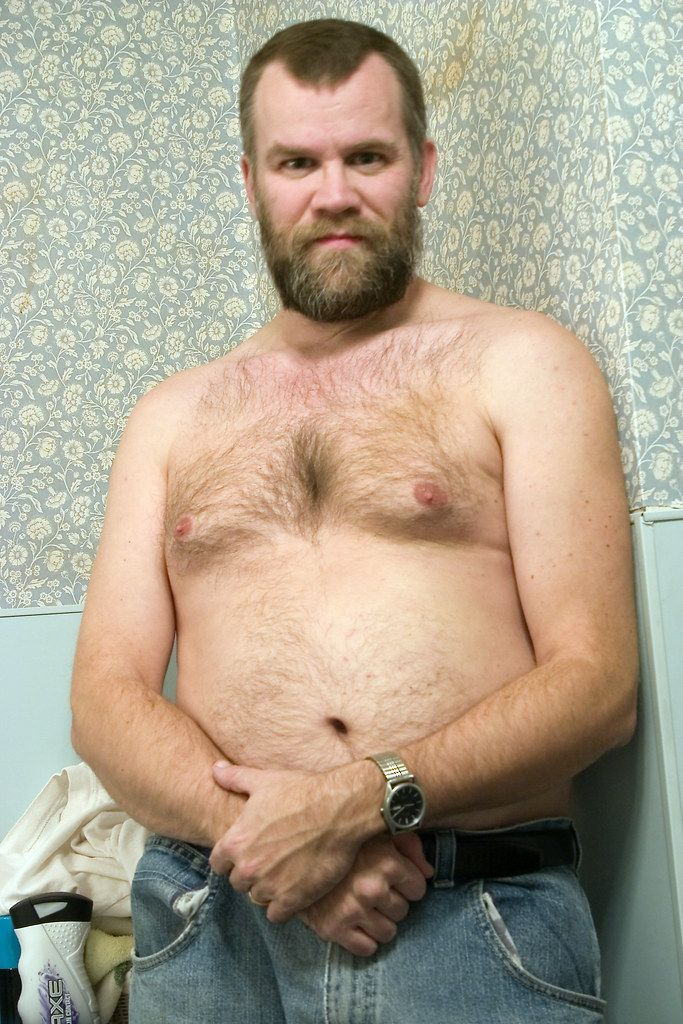 Sam reccomend Chubby hairy men
