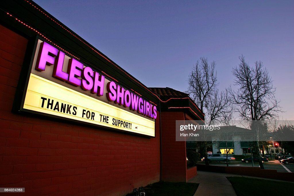 Club flesh strip