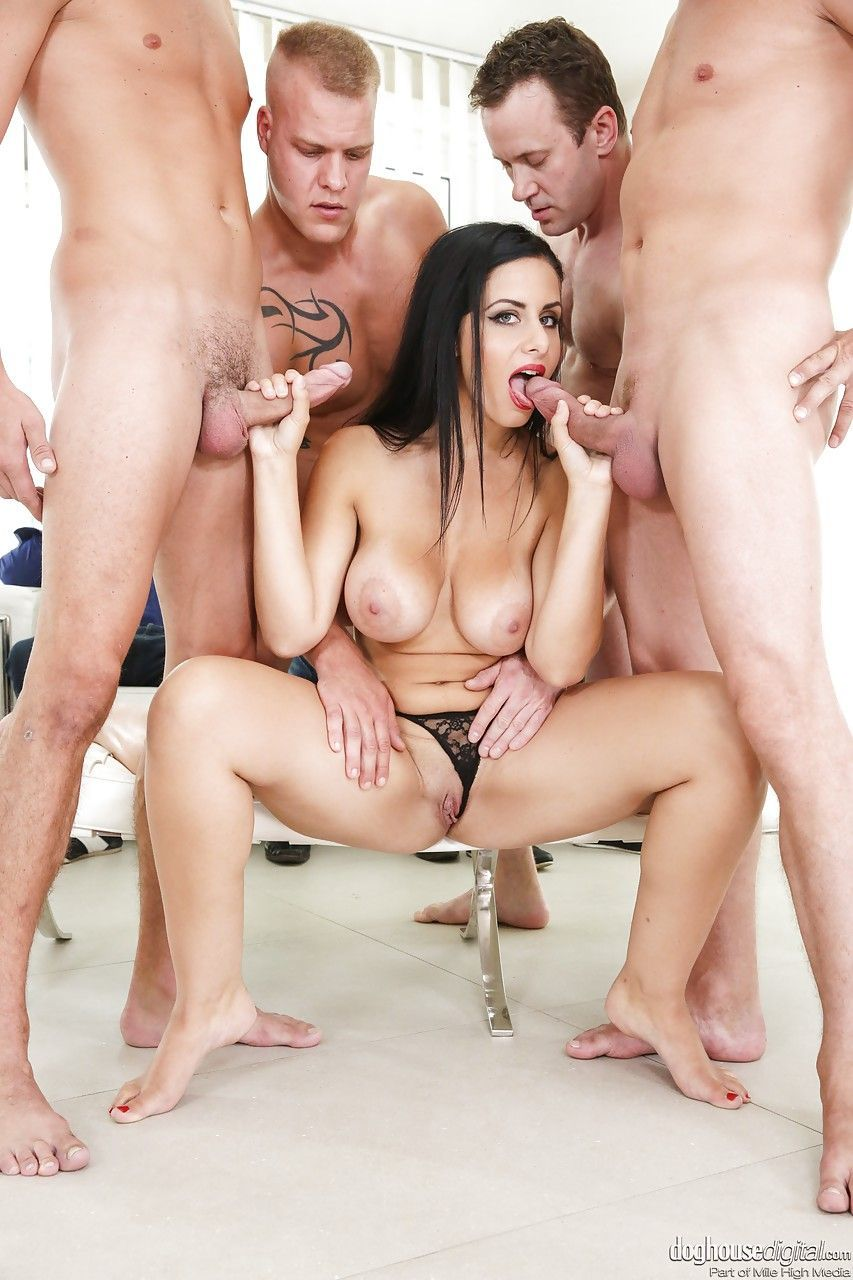 Blueberry reccomend Cum corved sluts in gangbang
