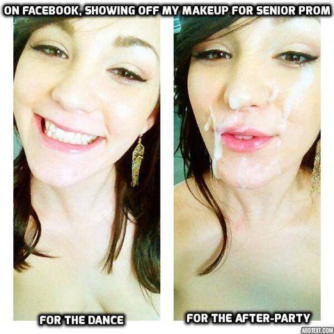 Seasoning reccomend Cum face party