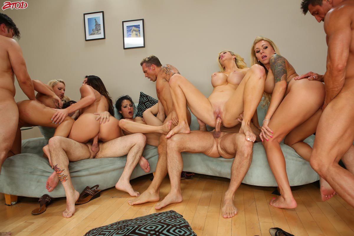 best of Party House orgy