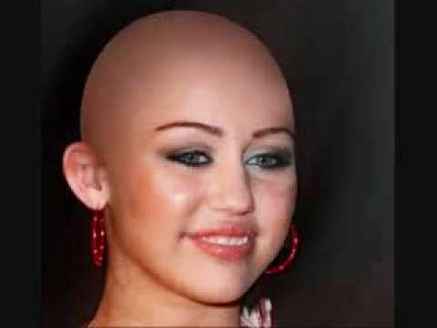 General reccomend Miley cyrus shaved