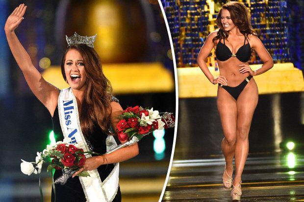 Phantom reccomend Miss america 2018 bikini photos