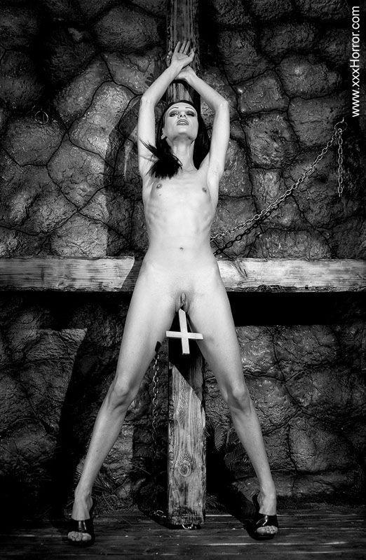 best of Porn Crucifix fetish