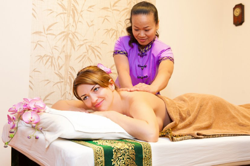 best of Lesbian massage body Full