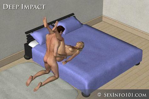 best of Impact sex Deep