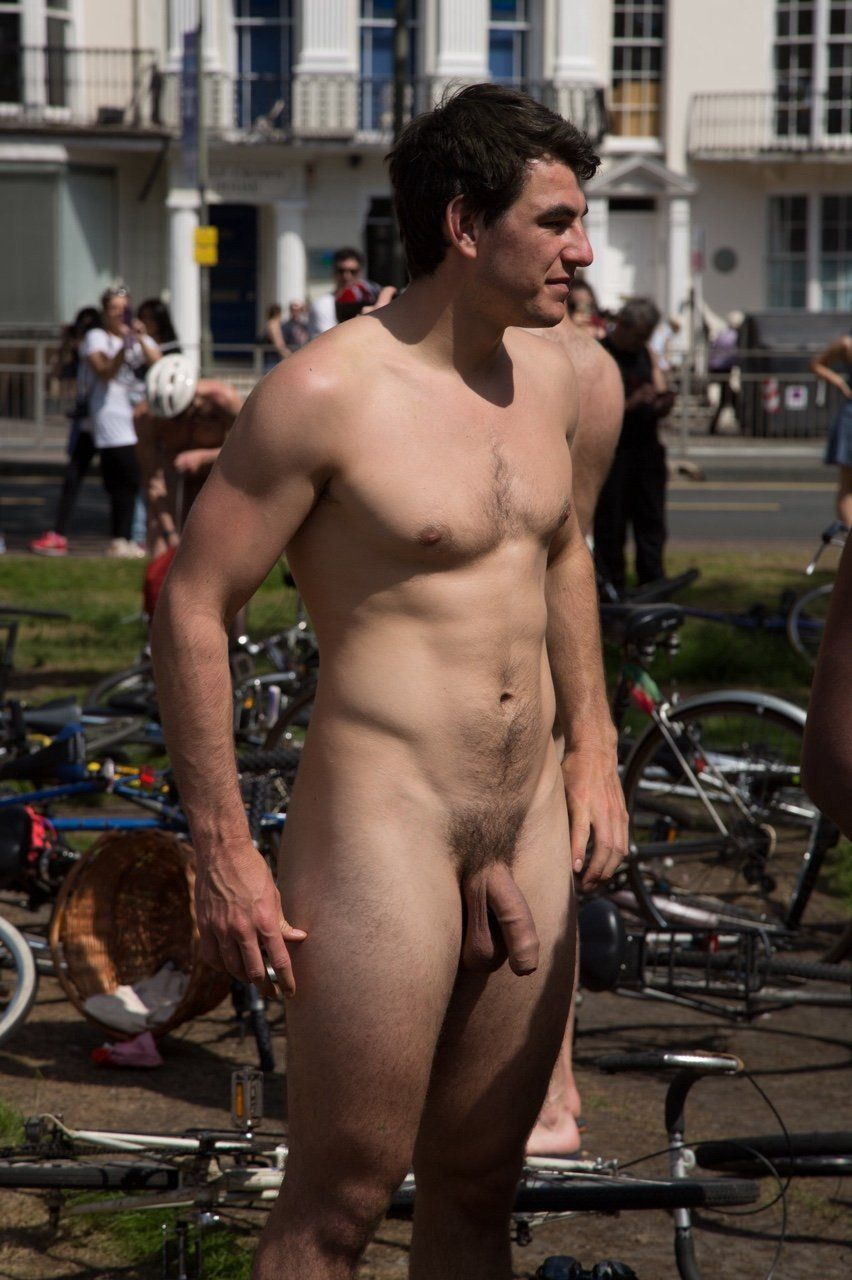 Belly reccomend Nudist photos of public places